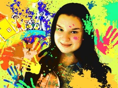 Яркий мир красок | Я нарисую этот мир…