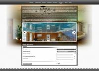 Дизайн страницы Web-сайта | Натяжные потолки