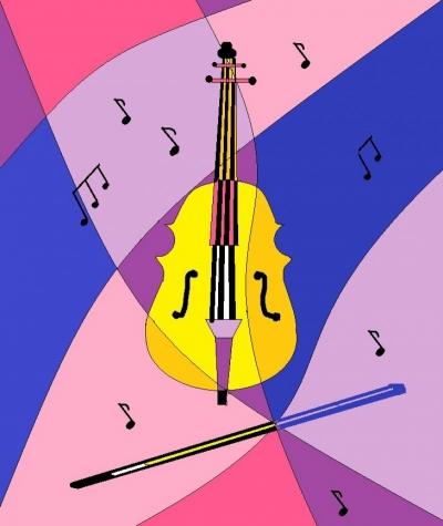 Музыкальные инструменты | Любимая скрипка