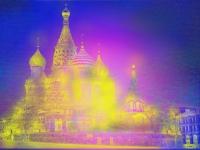 Городской пейзаж   455 лет Великому Храму