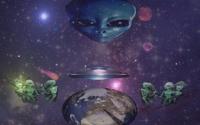 Космос | Космические пришельцы