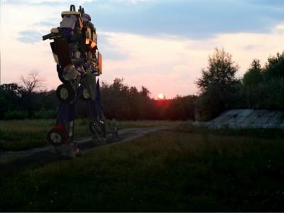 Даже роботы восхищаются природой Урала
