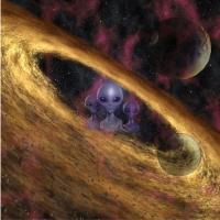 Космос   Косммческие пришельцы