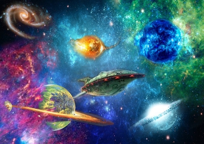 Постер «Космос» | Ланеокея
