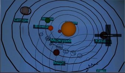 AR-Солнечная система
