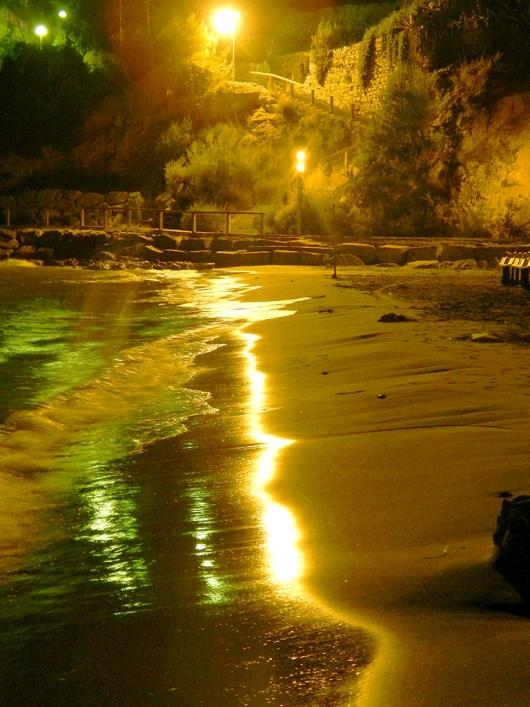 Пейзаж | Вечернее море
