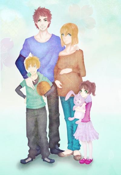 Моя будущая семья