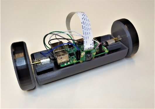 Робот телеприсутствия «CTR»