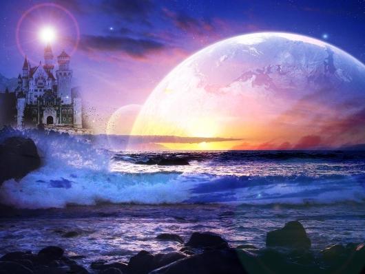 Сказки моря