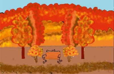 Осень в наших парках