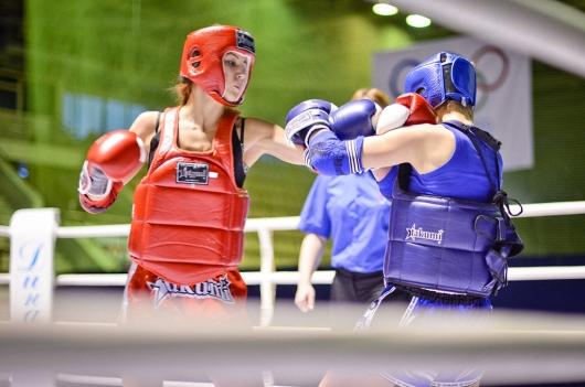 Спортивные соревнования | Удар