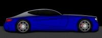 Дизайн спортивного автомобиля | Концепт-кар
