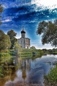 Популярные места отдыха в России