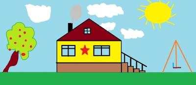 Дизайн дачного домика