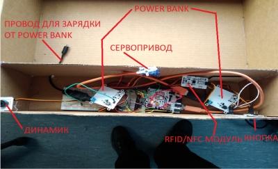 Создание многопрофильного «робо-чемодана»