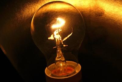 Макромир | Лампочка