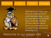 Welcome to our school site
