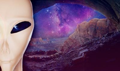 Космос | Глазами пришельца