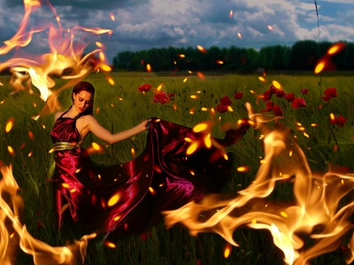 Мои увлечения | Повелительница огня