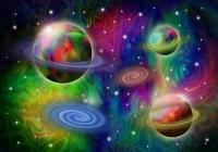 Энергия космоса