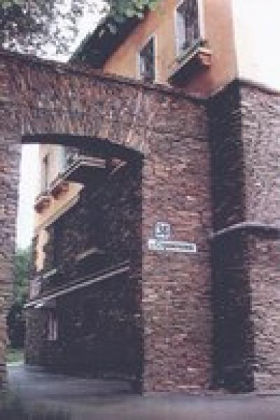 Немецкий стиль в архитектуре моего города