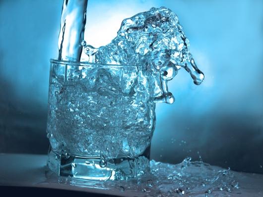 Вода в одном из 3-х ее состояний | Волна