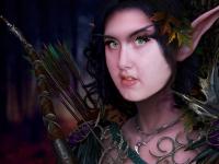 Ран — эльфийская принцесса